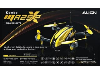 [RM42511XXW]MR25XP Racing Quad Combo